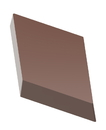 Chocolate World CW1000L43 Chocolate mould magnetic rhomb