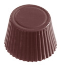 Chocolate World CW1002 Chocolate mould cup round