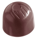 Chocolate World CW1016 Chocolate mould cherry/eye