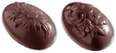 Chocolate World CW1043 Chocolate mould egg flowers 94 mm