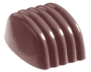 Chocolate World CW1045 Chocolate mould arc
