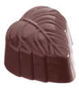 Chocolate World CW1046 Chocolate mould leaf
