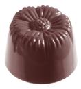 Chocolate World CW1065 Chocolate mould flower