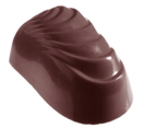 Chocolate World CW1073 Chocolate mould dressering