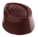 Chocolate World CW1089 Chocolate mould almond 16 gr