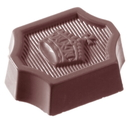 Chocolate World CW1099 Chocolate mould crown