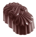 Chocolate World CW1116 Chocolate mould hand fan S