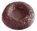 Chocolate World CW1136 Chocolate mould birdsnest large