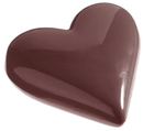 Chocolate World CW1147 Chocolate mould heart 95 mm