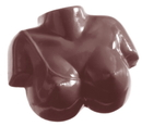 Chocolate World CW1159 Chocolate mould bust
