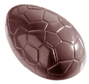 Chocolate World CW1162 Chocolate mould egg kroko 80 mm