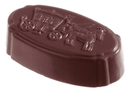 Chocolate World CW1176 Chocolate mould karos