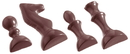 Chocolate World CW1208 Chocolate mould chess set 6 fig