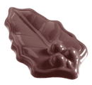 Chocolate World CW1209 Chocolate mould holly leaf small