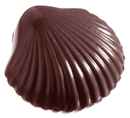 Chocolate World CW1210 Chocolate mould scallop