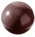 Chocolate World CW1217 Chocolate mould half sphere Ø 30 mm