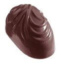 Chocolate World CW1222 Chocolate mould feather