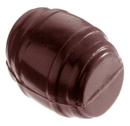Chocolate World CW1224 Chocolate mould barrel double