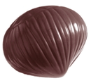 Chocolate World CW1235 Chocolate mould chestnut double