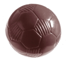 Chocolate World CW1243 Chocolate mould football Ø 30 mm