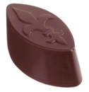 Chocolate World CW1248 Chocolate mould french lily