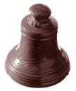 Chocolate World CW1249 Chocolate mould bell 72 mm