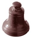 Chocolate World CW1250 Chocolate mould bell 105 mm