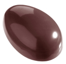 Chocolate World CW1255 Chocolate mould egg smooth 118 mm