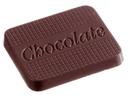 Chocolate World CW1259 Chocolate mould caraque