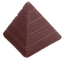 Chocolate World CW1260 Chocolate mould pyramid