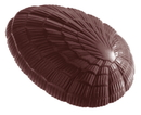 Chocolate World CW1285 Chocolate mould egg shell 87 mm