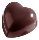 Chocolate World CW1288 Chocolate mould heart 41 gr
