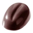Chocolate World CW1312 Chocolate mould coffee bean 1 gr