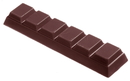 Chocolate World CW1315 Chocolate mould tablet lined