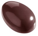 Chocolate World CW1317 Chocolate mould egg smooth 43 mm
