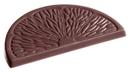 Chocolate World CW1320 Chocolate mould orange slice
