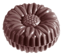 Chocolate World CW1332 Chocolate mould maguerite double
