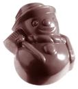 Chocolate World CW1333 Chocolate mould snow man
