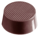 Chocolate World CW1338 Chocolate mould cuvet lozenge