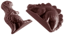 Chocolate World CW1346 Chocolate mould dino 10 gr 5 fig.