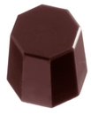 Chocolate World CW1350 Chocolate mould cup octagonal