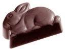 Chocolate World CW1362 Chocolate mould rabbit