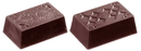 Chocolate World CW1373 Chocolate mould Playing cards 18 fig. (part 3)