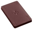Chocolate World CW1374 Chocolate mould Playing cards 4 fig.