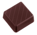 Chocolate World CW1375 Chocolate mould cup lozenge