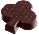 Chocolate World CW1376 Chocolate mould cup clover