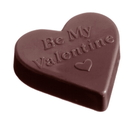 Chocolate World CW1377 Chocolate mould heart valentine