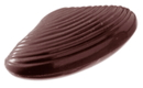 Chocolate World CW1399 Chocolate mould triangle mussel