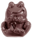 Chocolate World CW1408 Chocolate mould frog
