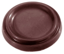 Chocolate World CW1413 Chocolate mould roundel